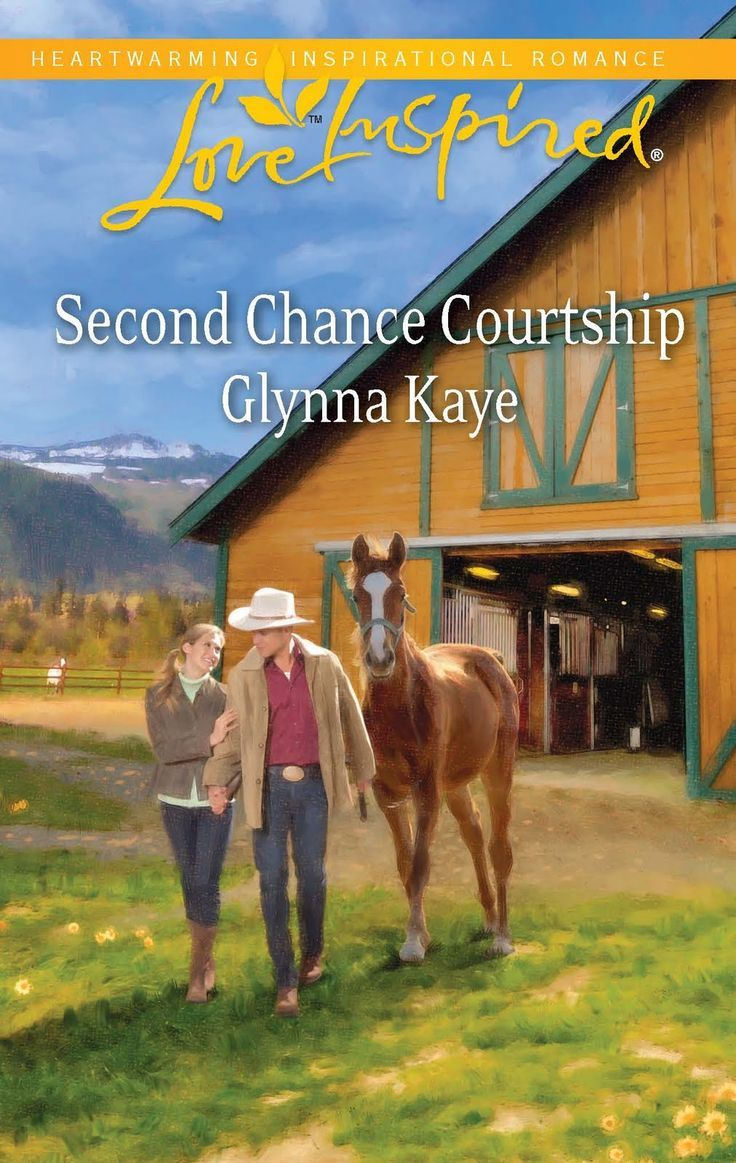 Glynna Kaye - Second Chance Courtship / #awordfromJoJo #ChristianFiction