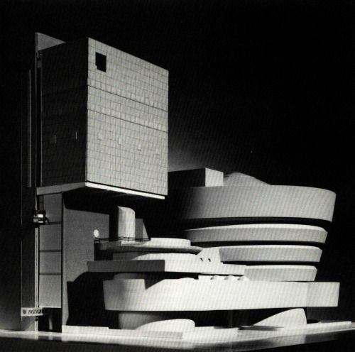 Gwathmey Siegel & Associates, Solomon R. Guggenheim Museum Addition, New York, New York, 1985