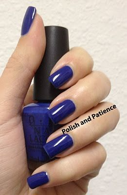 OPI - Dating A Roysl
