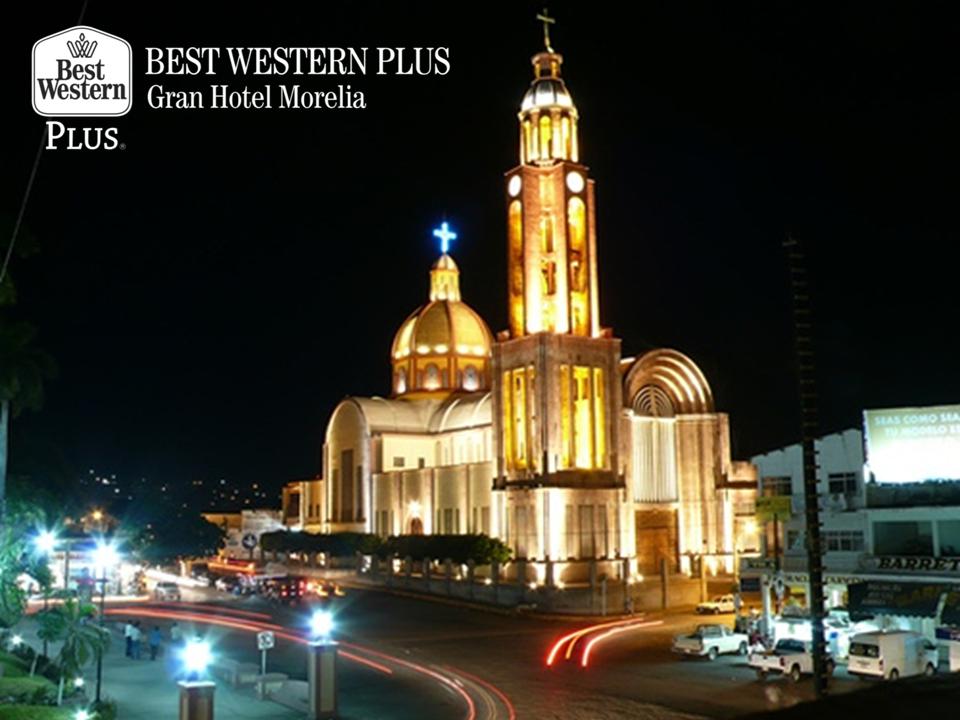 EL MEJOR HOTEL DE MORELIA. Los alrededores de la capital michoacana, tienen para usted muchos atractivos por descubrir; como la Catedral de la Inmaculada Concepción de la Ciudad de Apatzingán, que es uno de los edificios más bonitos de Michoacán. Fue construida en la mitad del siglo XX y elevada al rango de catedral, el 24 de julio de 1962. En Best Western Plus Gran Hotel Morelia, le invitamos a conocer los distintos templos del estado de Michoacán. #bestwesternmorelia