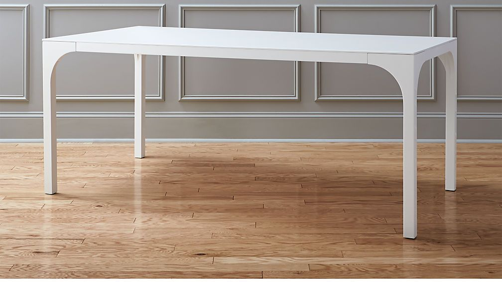 Aqua Virgo Dining Table White Gloss Dining Table Furniture