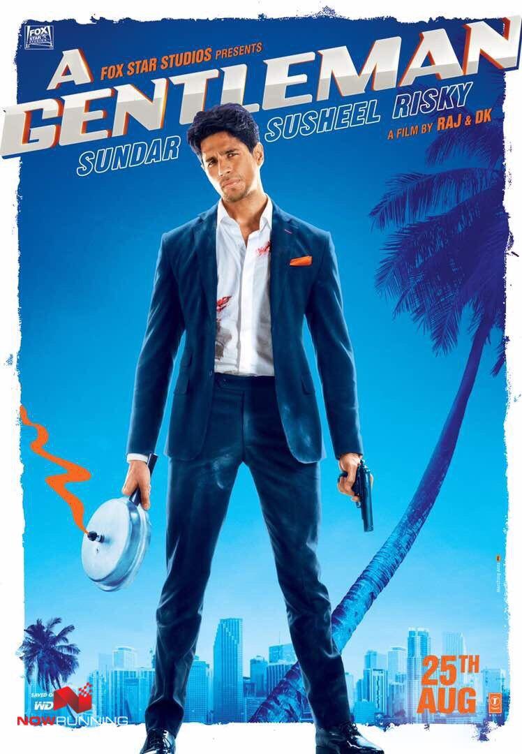 A Gentleman Gallery. Bollywood Movie A Gentleman Stills