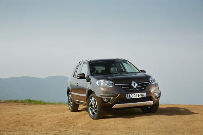 Автофория: Renault Koleos второго поколения будет высокого ...