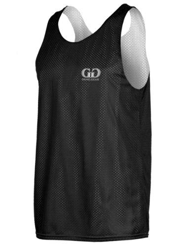 cbebecc5b72 Youth Boys and Girls Tank Top Jersey-Each Uniform is Reversible to White-Great  for Basketball, Soccer, Pee Wee, Scrimmage, and Practice-Available in  Black, ...