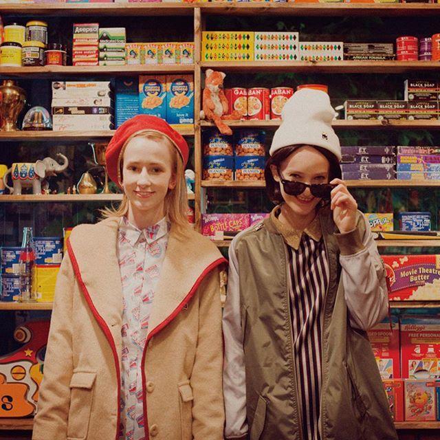 """Aymmy in the batty girls 2015 FALL """"GHOST TOWN"""" #Aymmy"""
