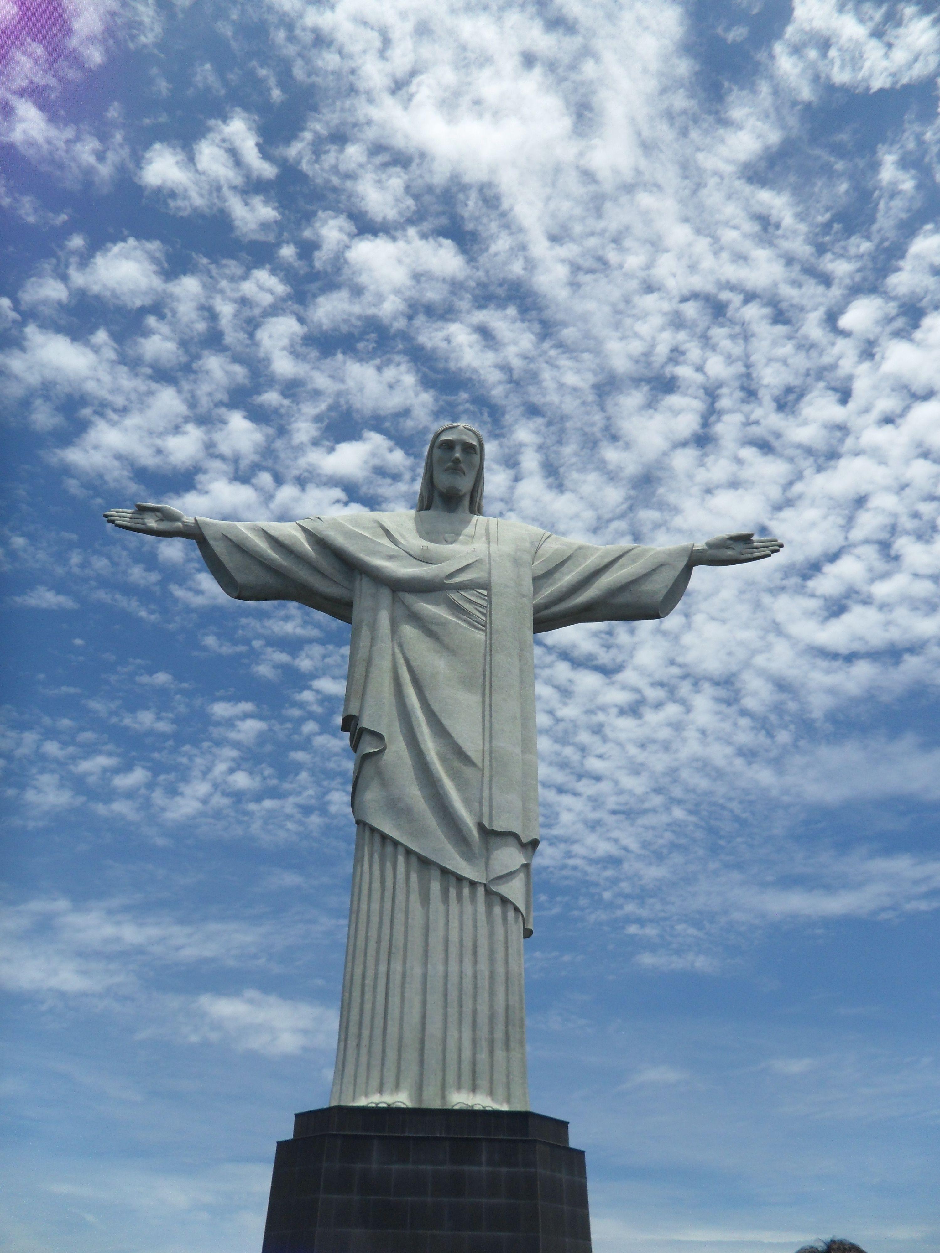 Cristo Redentor Cristo Redentor Rio De Janeiro Cidade Rio De Janeiro