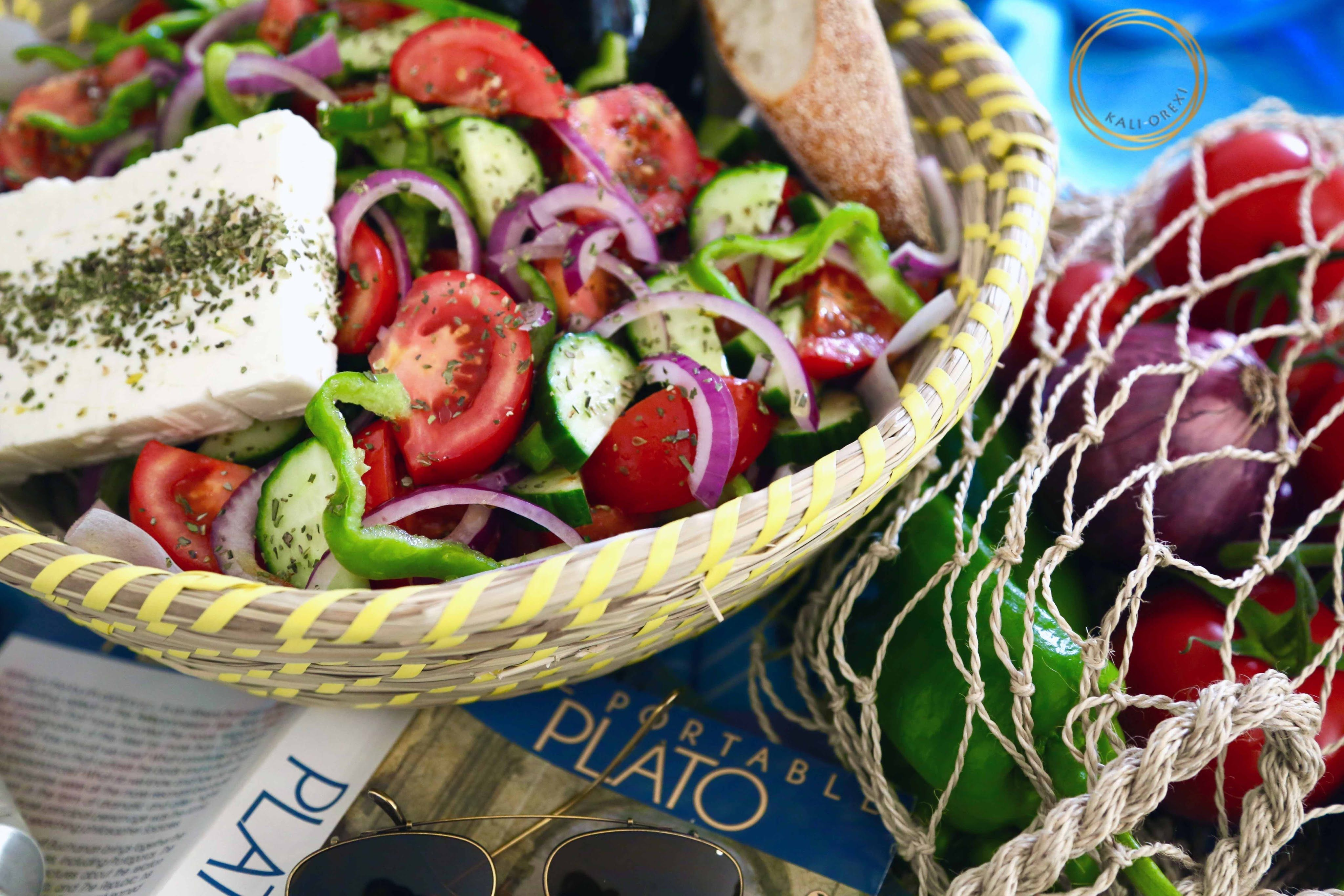Kos greek salad a short and sweet or savoury recipe video kos greek salad a short and sweet or savoury recipe forumfinder Image collections