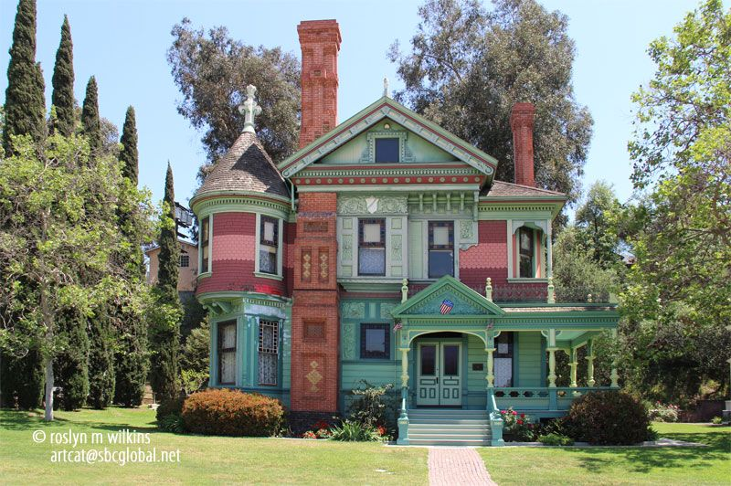 Visiting the Victorian architectural past of Los Angeles