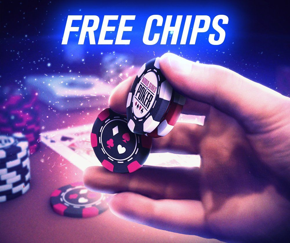 Wsop Tips Big Free Chips For New Players In 2020 World Series