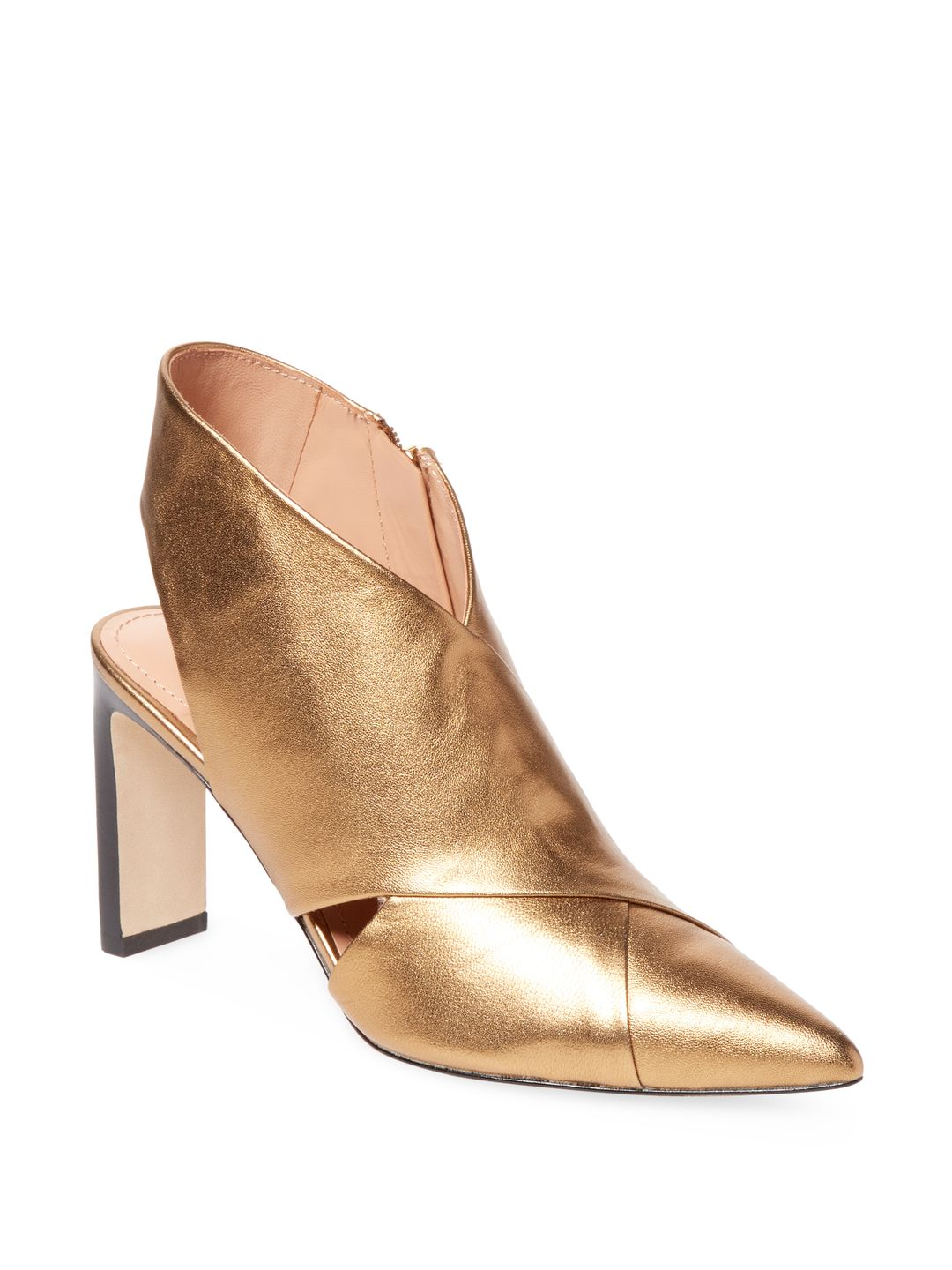 Particular Belle by Sigerson Morrison Woman Metallic Leather Pumps Size 7 Fake Cheap Online Sale Footlocker Pictures View Online 22mV9rO5N