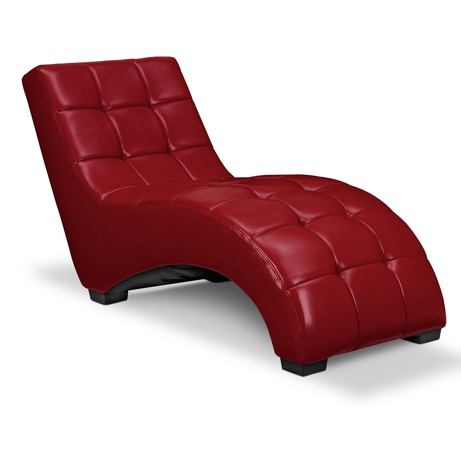 Cool Chaise Chair Red Leather Chaise Lounge Chairs