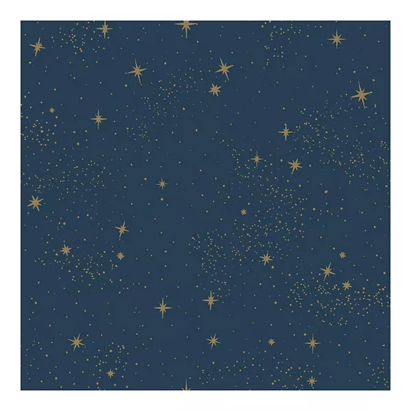 Roommates Upon A Star Peel Stick Wallpaper Peel And Stick Wallpaper Dark Blue Wallpaper Wallpaper