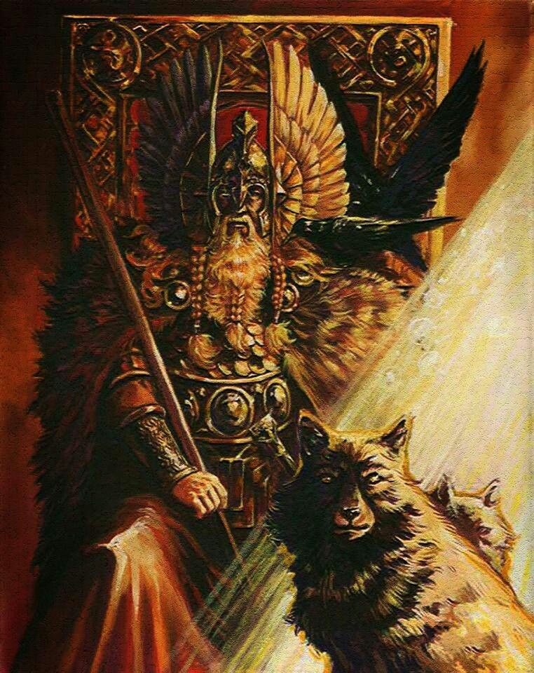 Thevoiceinthevoid Norse Pagan Norse Myth Norse Mythology