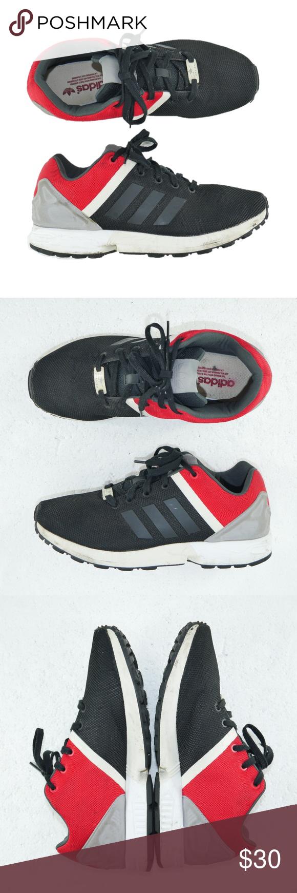 best service 6ad58 2646d Adidas Torsion ZX Flux Trainer Gym Shoes Men Sz 10 Adidas Torsion ZX Flux  Trainer Gym