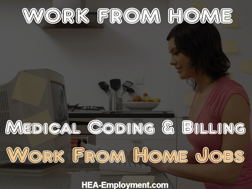 medical billing resumes%0A Medical Billing and Coding work from home jobs are available at  HEAEmployment com