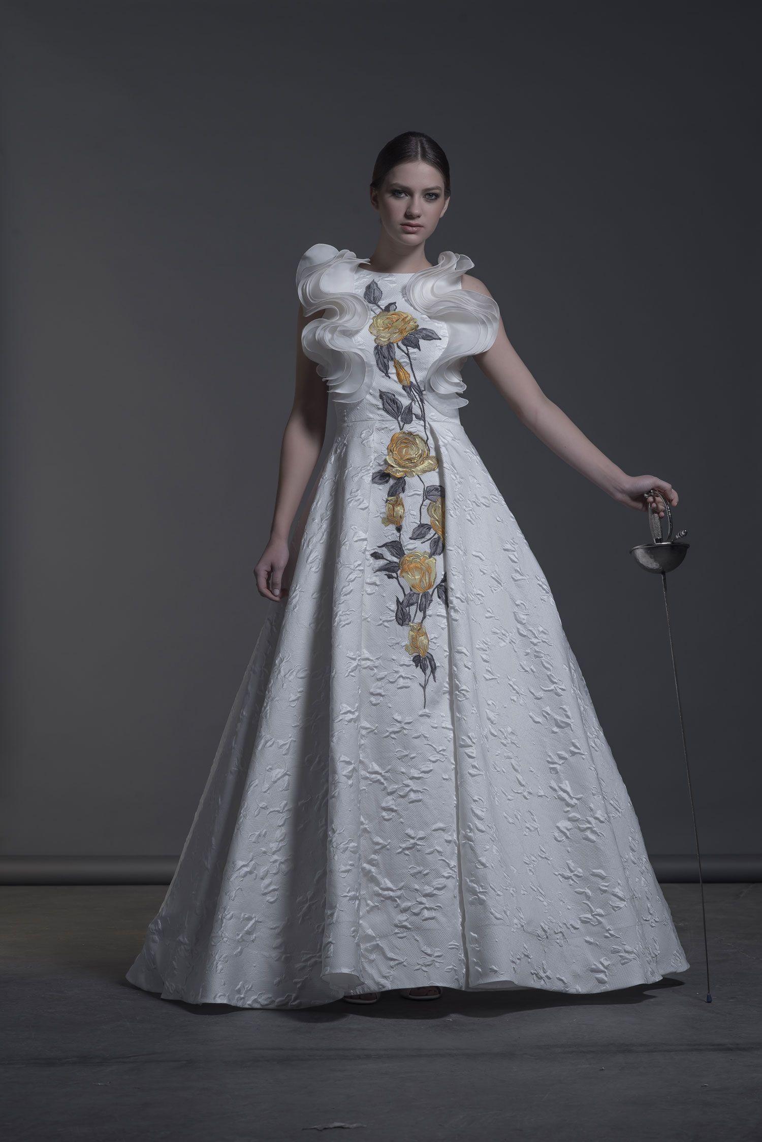 ba6c7e26a 205-VARESE - Colección Otoño Invierno 2016 17.  vestidos  fiesta  moda   fashion  mujer  invitada  invitadaperfecta  madrina  dress