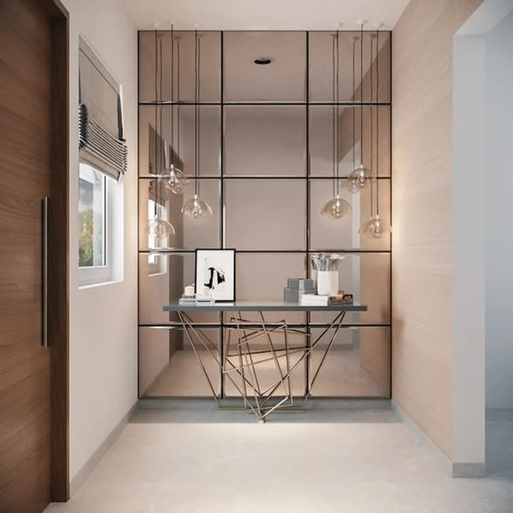 34 Popular Mirror Wall Decor Ideas Best For Living Room Magzhouse In 2020 Wall Mirror Decor Living Room Mirror Decor Living Room Mirror Wall Living Room