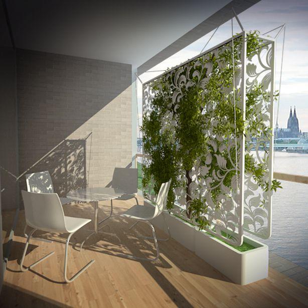 Design Challenge Ten Urban Balcony Garden Ideas Urban