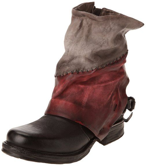 timeless design 6ffc7 f4fd4 Airstep Saint Metal 717241, Boots femme: Amazon.fr ...