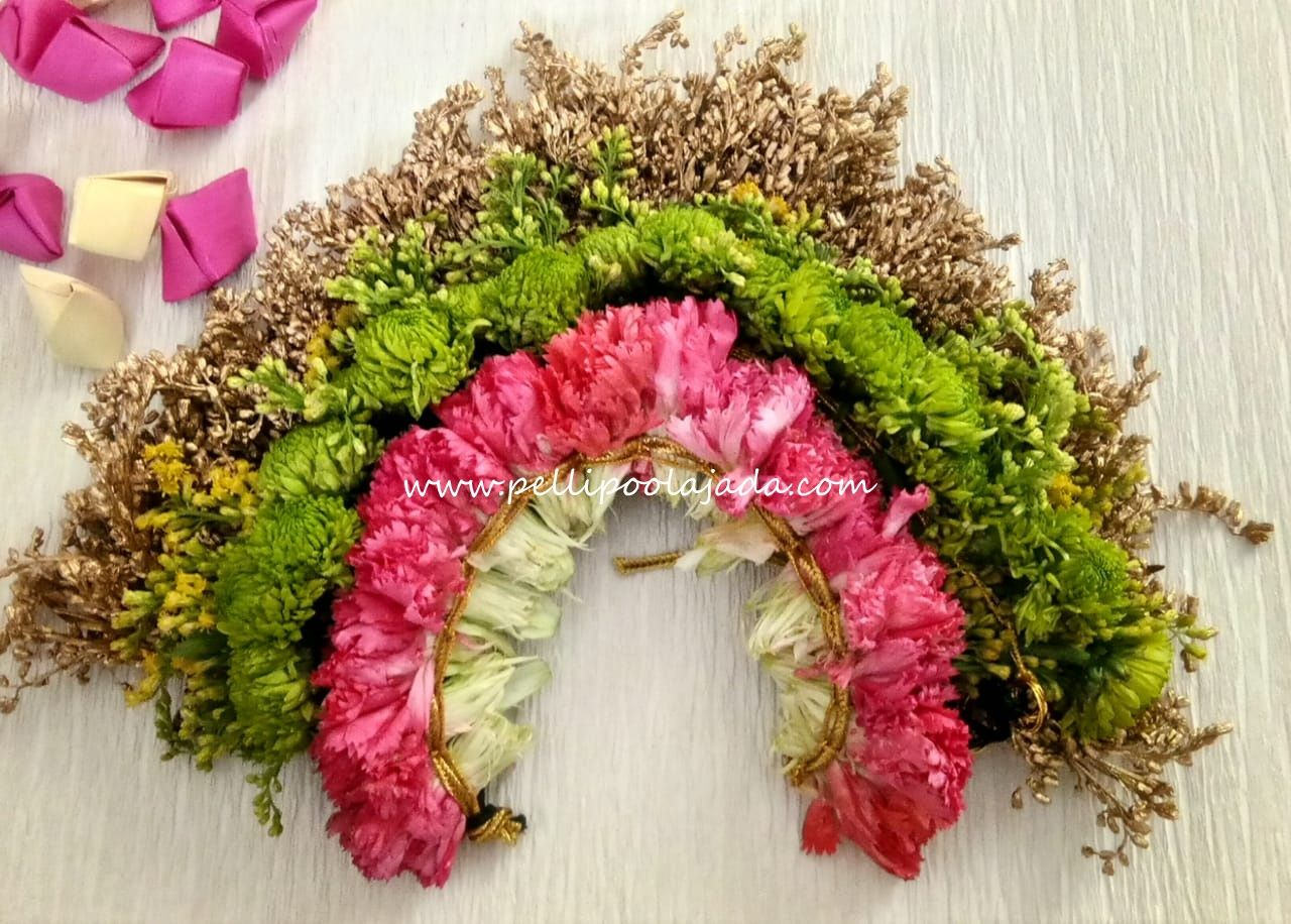 Order Fresh Flower Poolajada Bridal Accessories From Our Local Branches Present Ove Bridal Hair Accessories Flower Bridal Hair Decorations Bridal Hair Flowers