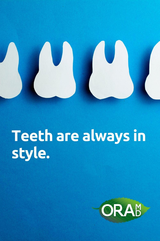 Teeth are always in style in 2020 Perfect teeth, Diy