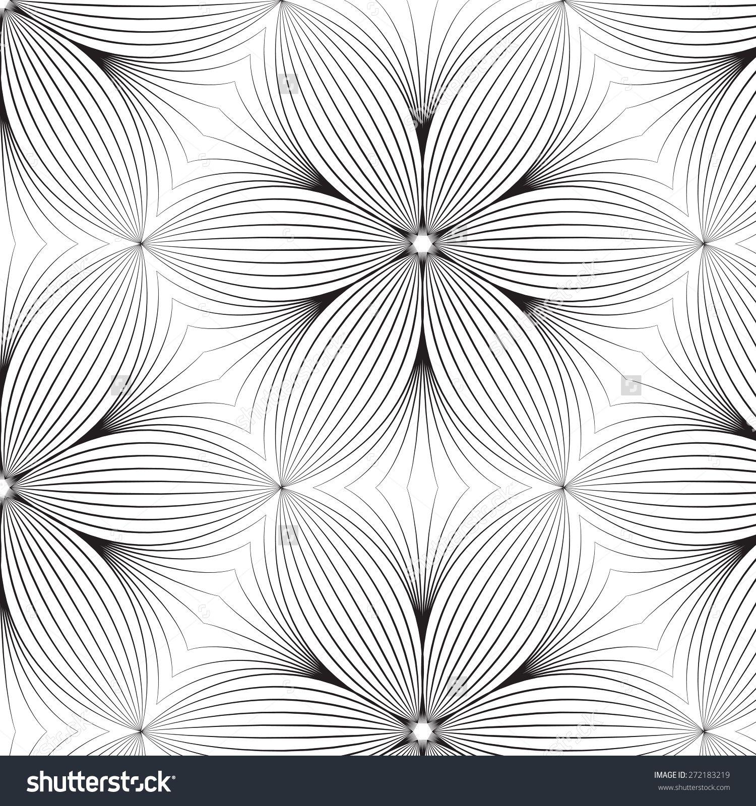 Vector Seamless Pattern Background Line Geometricmodern Stylish Texture,Wallpaper ,Vintage,
