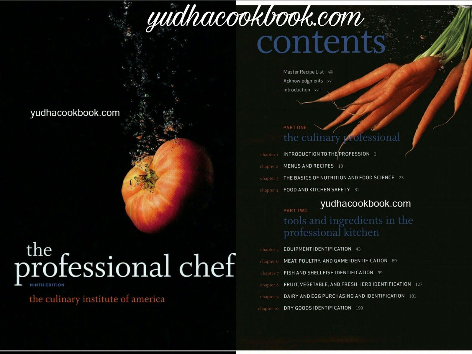 Download Ebook The Professional Chef 9th (ninth) Edition  The Culinary  Institute Of America