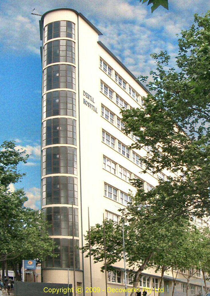 Dental hospital hospital architecture building art art
