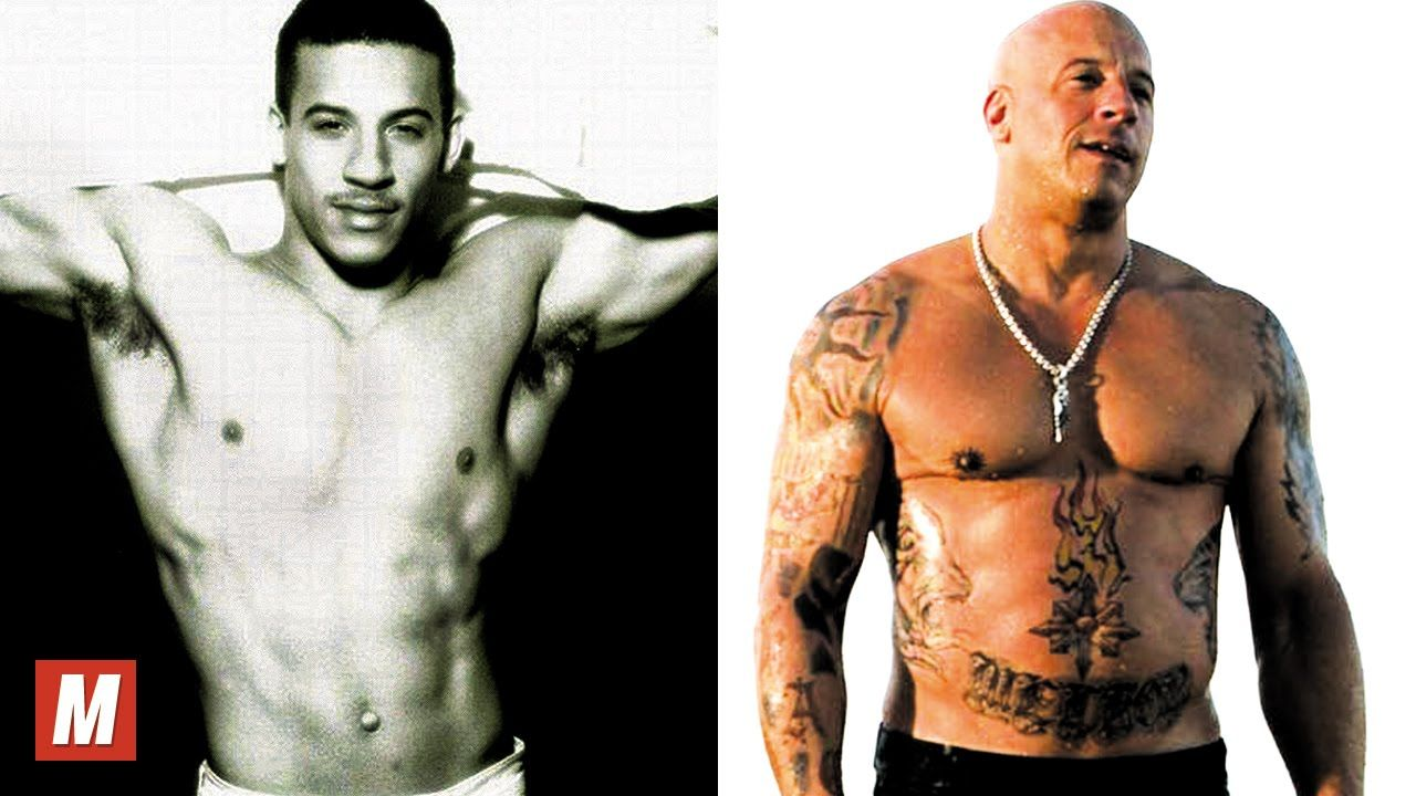 Vin Diesel | From 3 to 49 years old | All That | Pinterest | Vin ...
