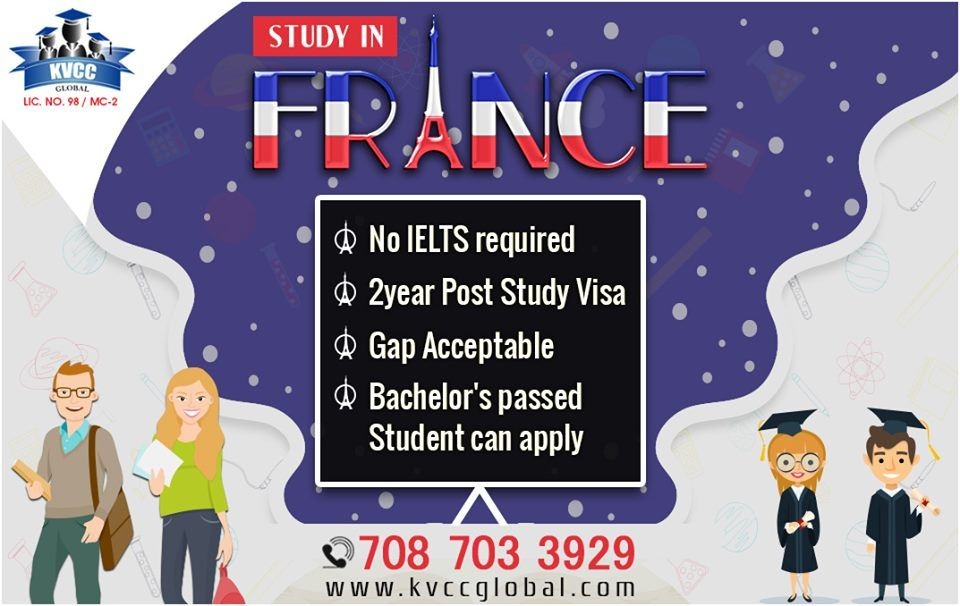 Study Visa For France (With images) Educational