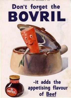 Image result for anthropomorphic ads 1940s