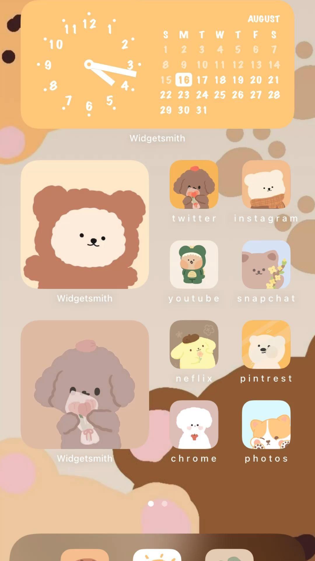 Phone theme ideas