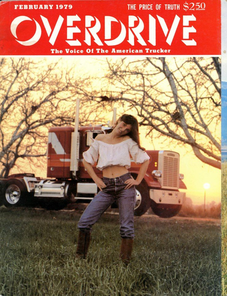 Overdrive (February 1979) 10-4, good buddy!