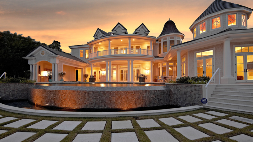 F Yeah United States Hampton Mansion Waterfront Homes My Dream Home