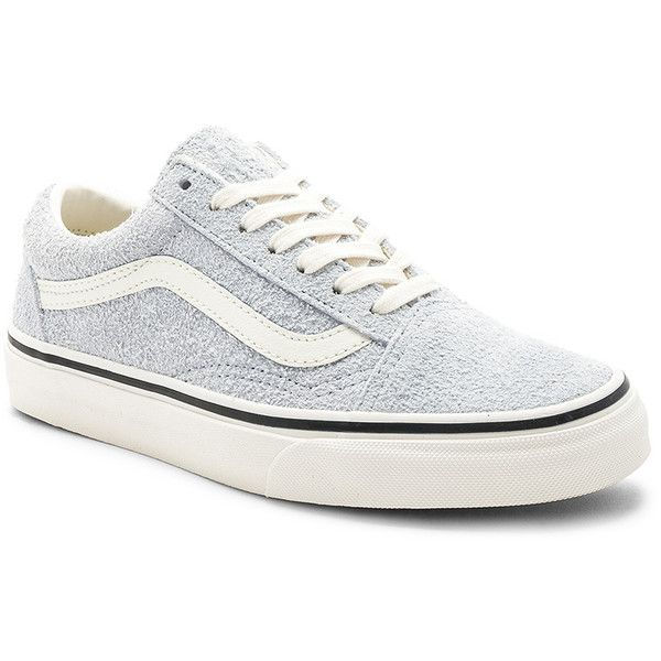 f9e5b89fc1 Vans Old Skool Fuzzy Suede ( 66) ❤ liked on Polyvore featuring shoes