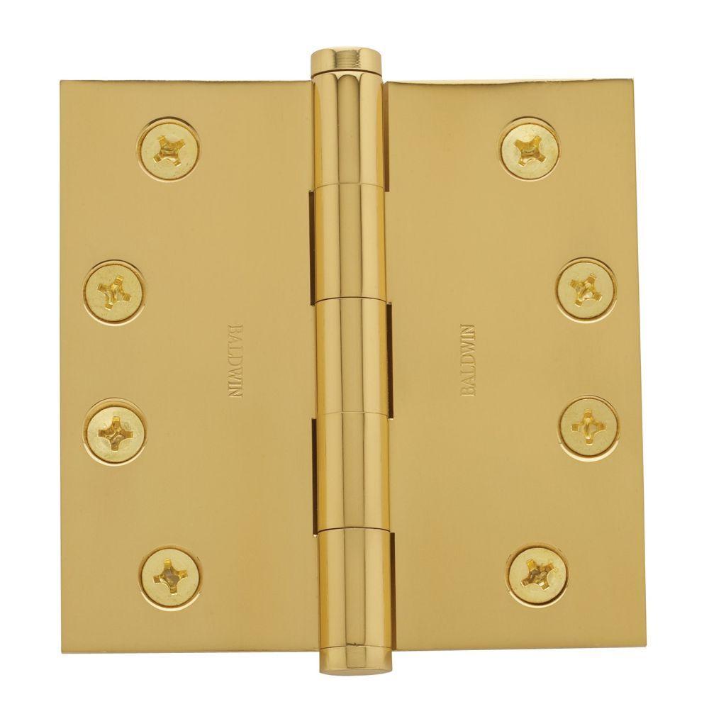 Door Hinges Baldwin Hardware Estate Door Hinges Single Doors Brass Hinges
