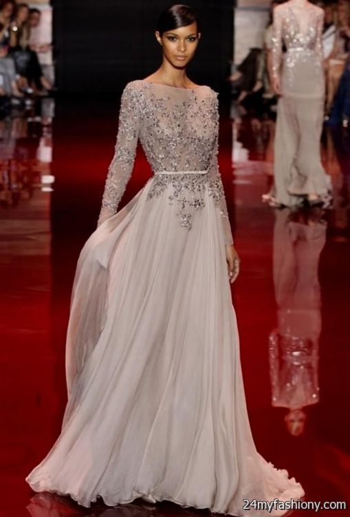 1000  ideas about Prom Dresses With Sleeves on Pinterest | Formal ...