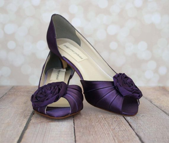 blush wedding shoes blush dorsay peep toes with handmade rosette on toe and matching satin buttons
