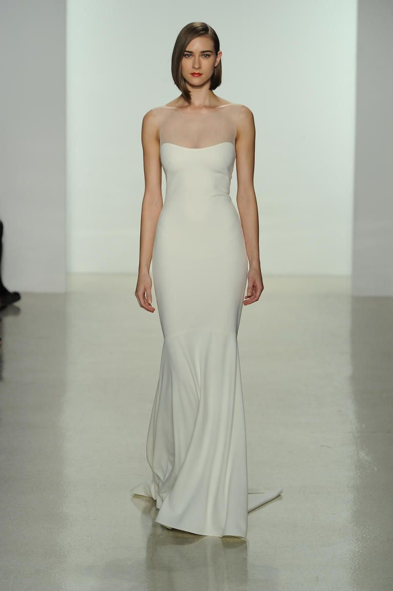 Wedding dresses from last bridal fashion week you can shop now