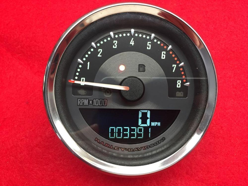 2004-2013 Harley SPORTSTER Combo Digital Speedometer Tachometer 3K