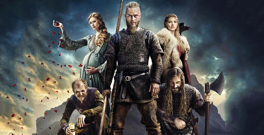 "Favori Blu-ray Review: ""Vikings: Season 4 – Volume Two"" Is The Best  WB92"