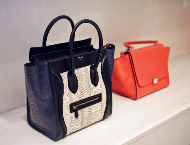 I need a couple of Céline bags right now