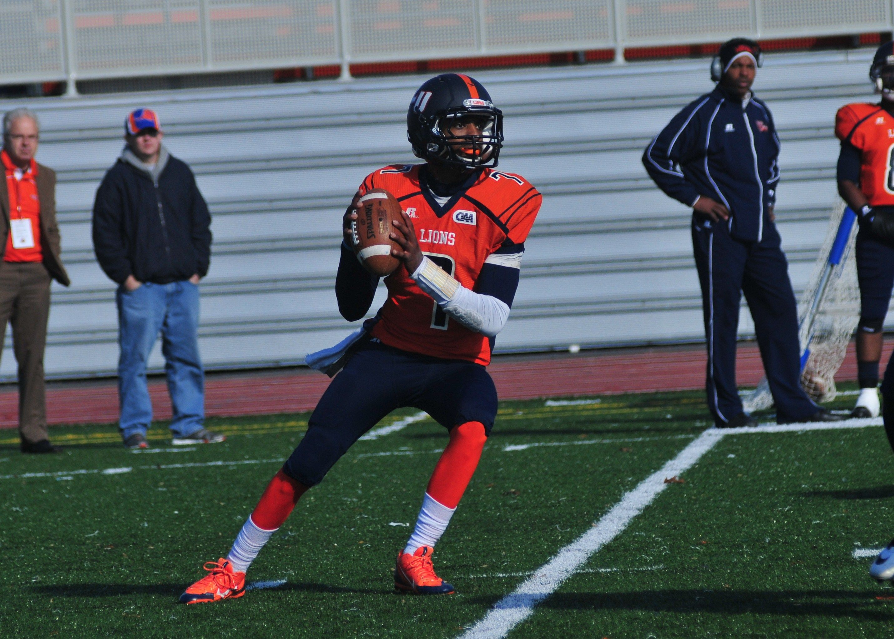 College Football Preview Lincoln University Lions Lincoln