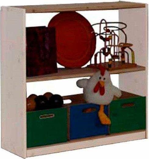 Standregal weiß, Höhe 85cm, FSC®-zertifiziert, silenta Jetzt - regale für wohnzimmer