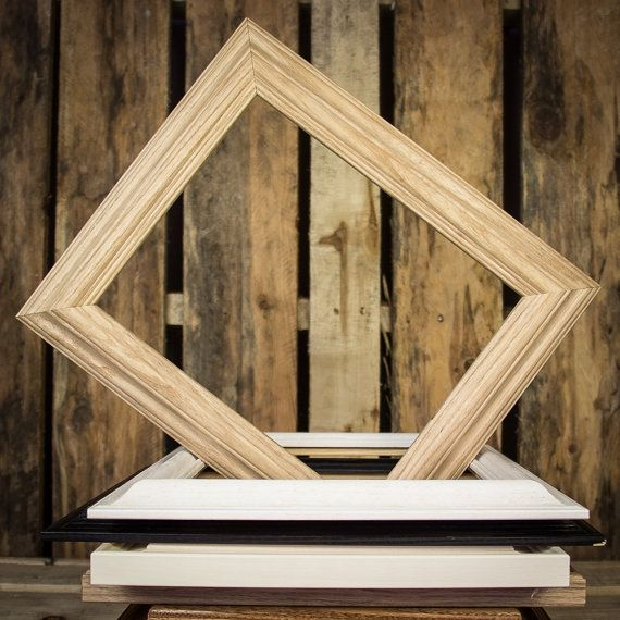 Craig Frames 11x14 Inch Raw Wood Frame Shell Wiltshire 151 1 75 Wide 786730001114shell1 Raw Wood Traditional Picture Frames Wood Picture Frames