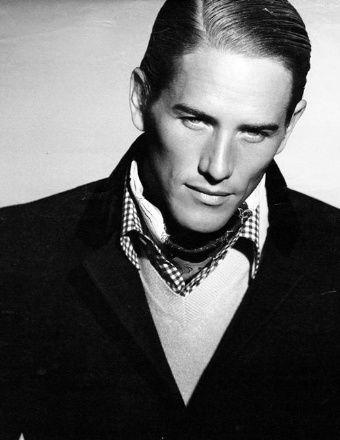 Luke Flynn - Grandson of Errol Flynn (Forever Flynn)   Eric's FAMILY