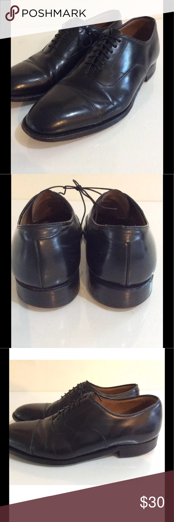 Johnston & Murphy mens loafers black size 10D Good condition. Johnston & Murphy Shoes Loafers & Slip-Ons