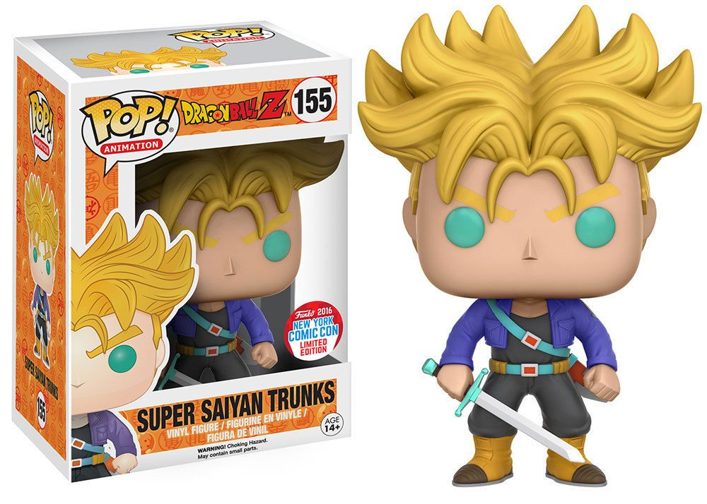 AU DBZ Super Saiyan Rose Goku Black EXCLUSIVE FUNKO POP VINYL *NEW* RARE Sale