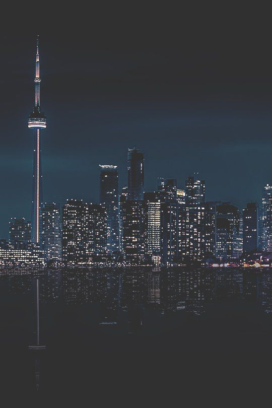 Archillect On Twitter Toronto Skyline City Photography City Aesthetic