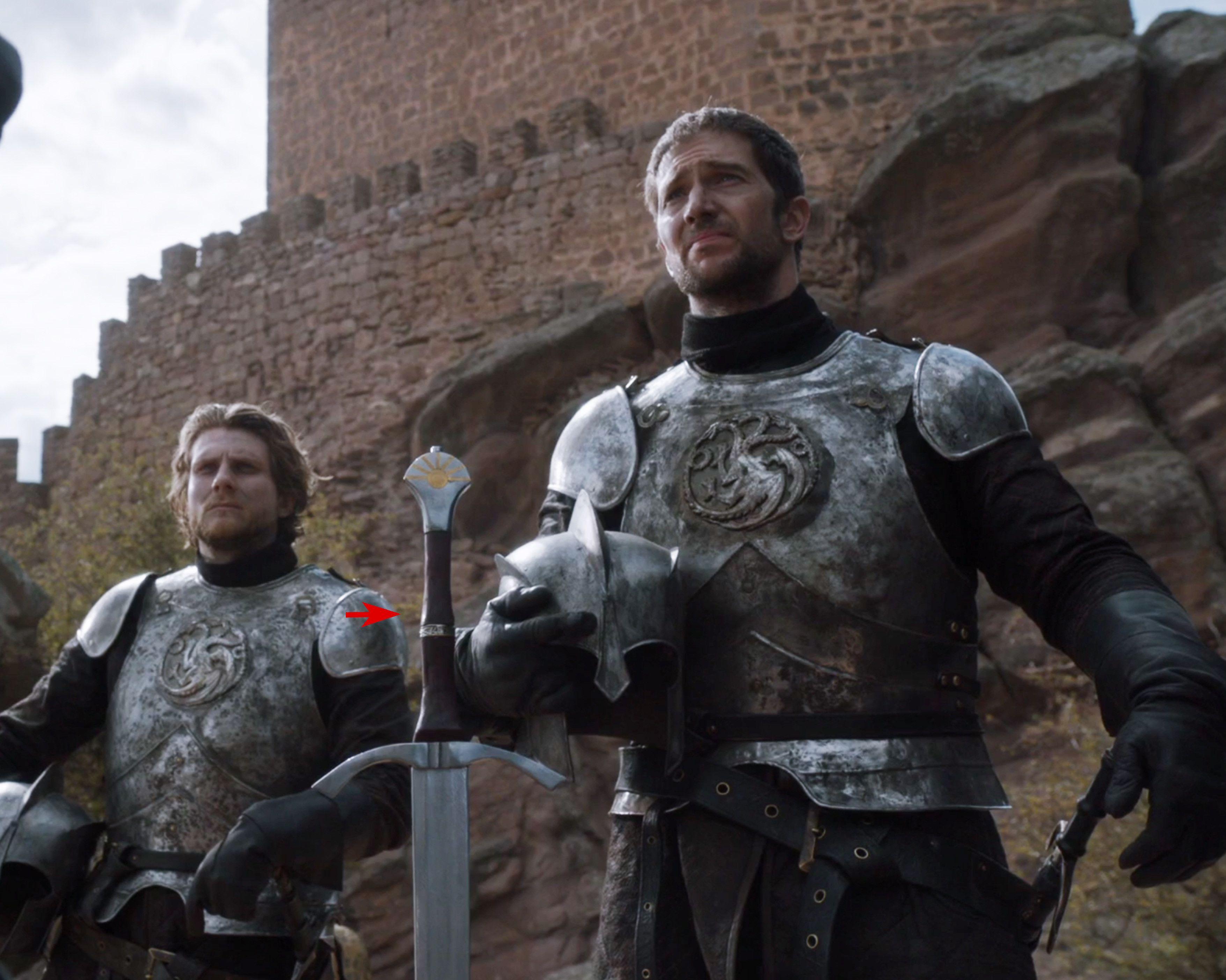 How Ser Arthur Dayne S Sword Links Jon Snow Amp Azor Ahai